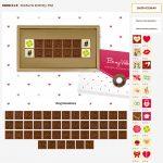 Konfigurator tabliczki czekolady Fifny